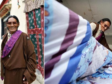 In pics: portraits of villagers in Tibet