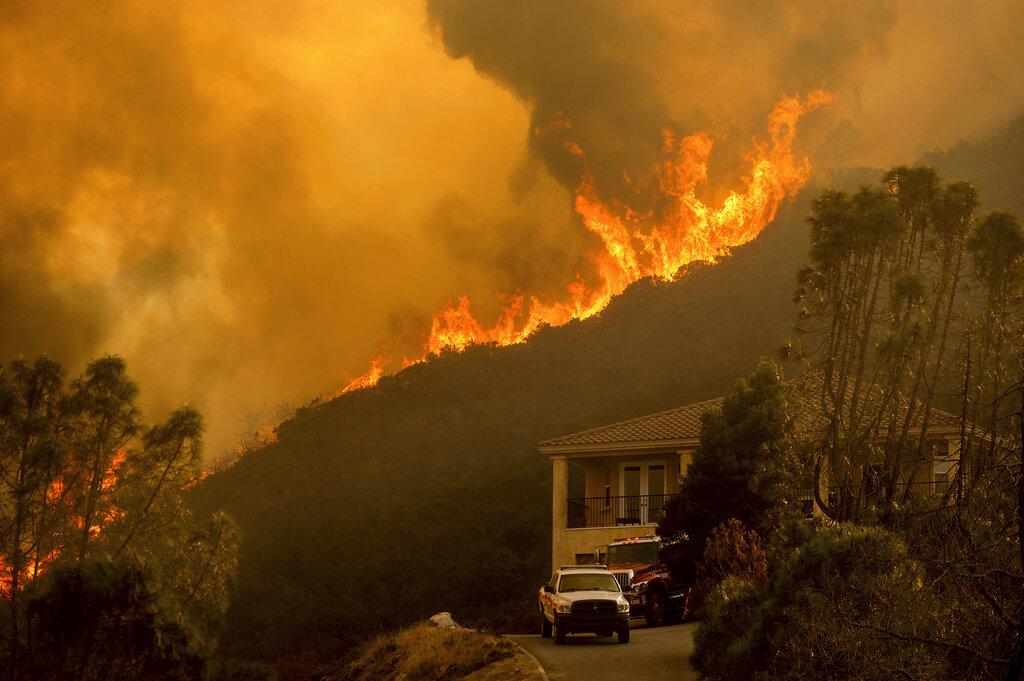 People stoking brew that makes California burn