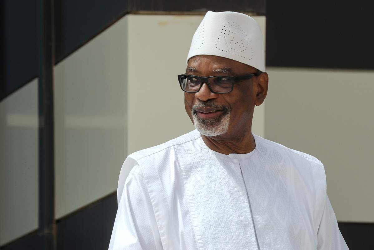 Mali president forced out in coup