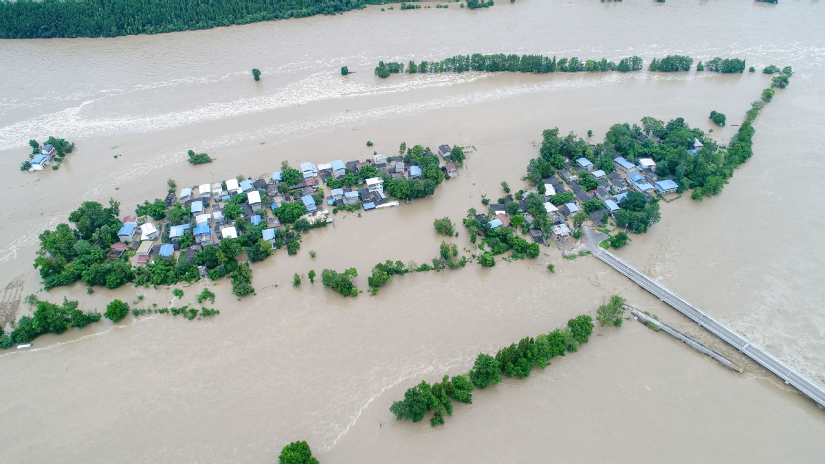 China allocates 460 million yuan for flood relief