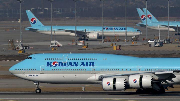 Passenger flights resume between Chinese border city, ROK