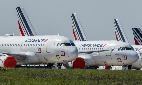 Air France to resume Beijing-Paris passenger flights