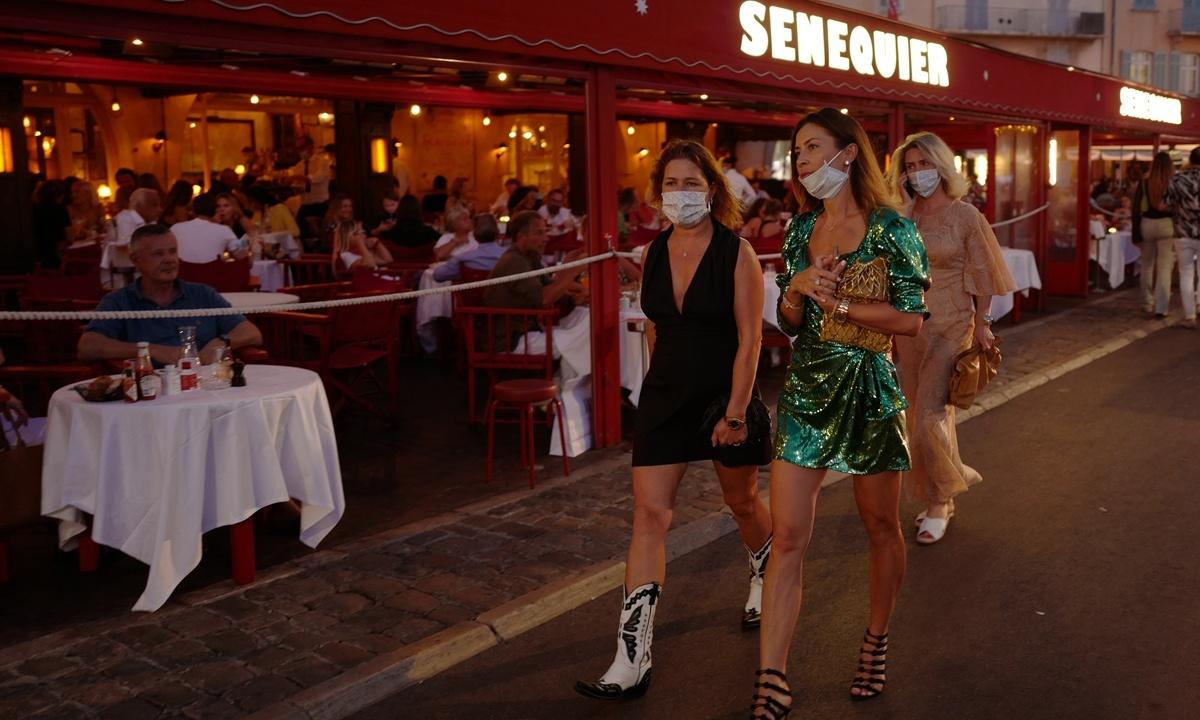 French holidaymakers take up slack as vacation season like no other kicks off
