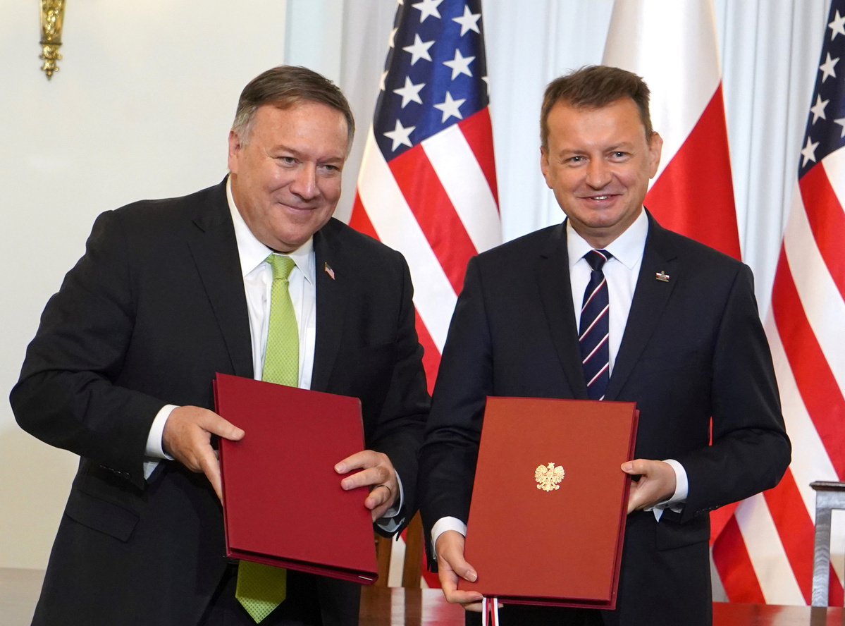 Ties with Germany worsen amid Washington's troop pullout plans
