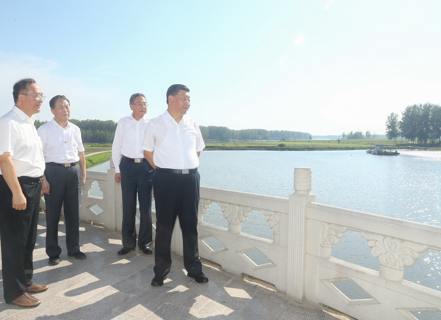 Stories about President Xi and East China's Anhui