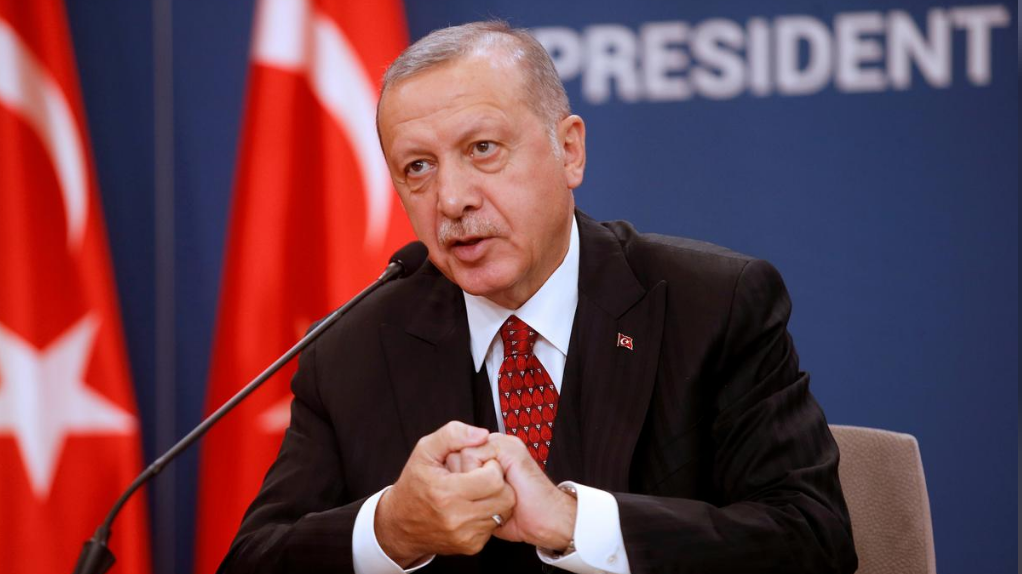Turkey discovers natural gas in Black Sea: President