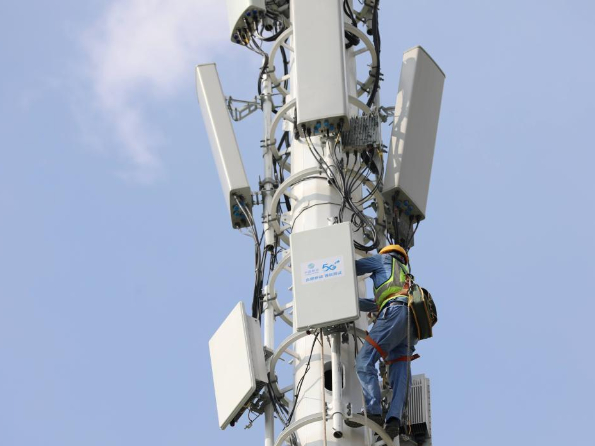 Hefei, E China's Anhui to accelerate 5G coverage