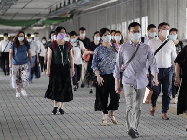 HK prepares for citywide virus testing