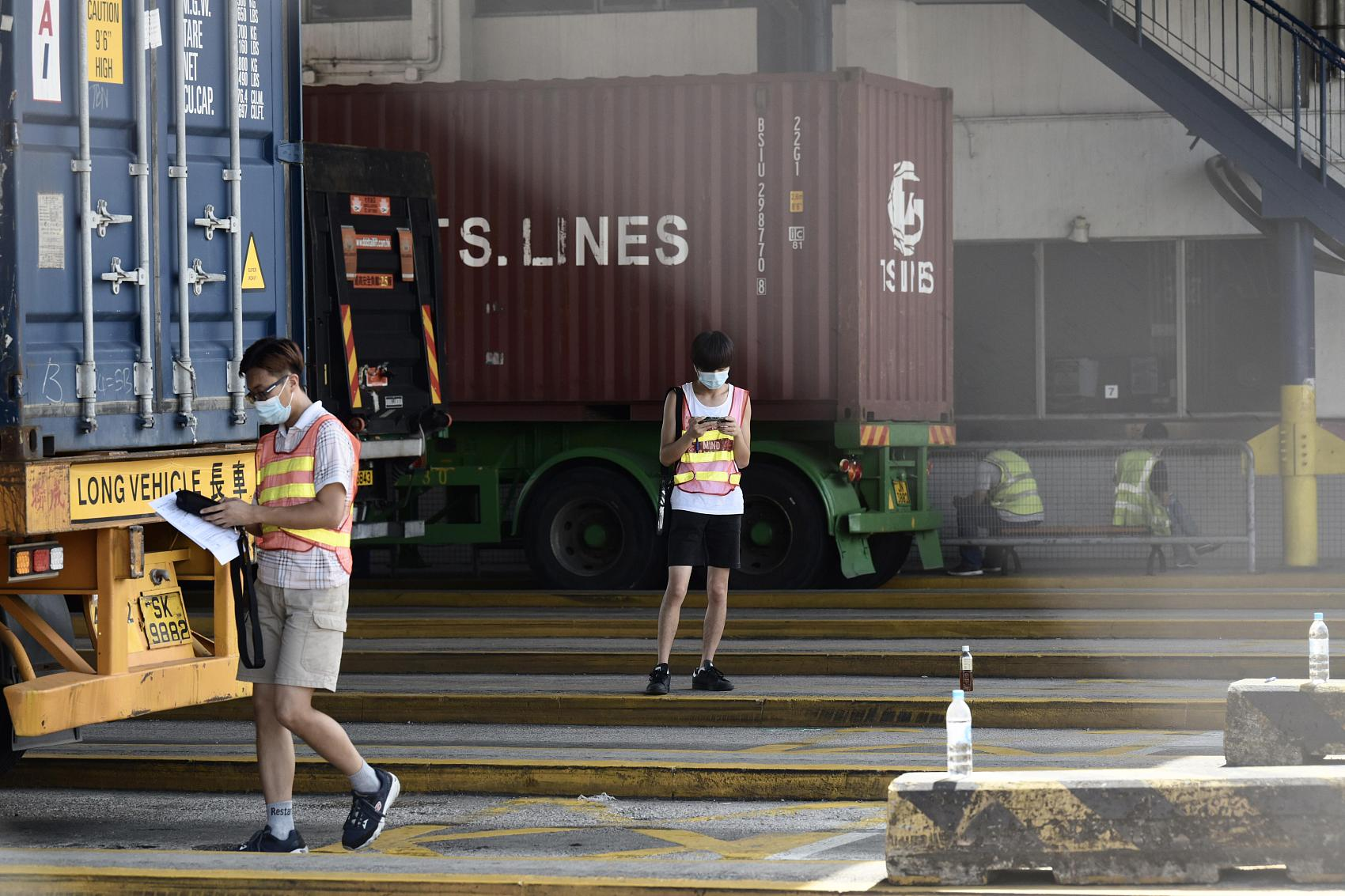 Hong Kong reports 26 new COVID-19 cases, 4,657 in total
