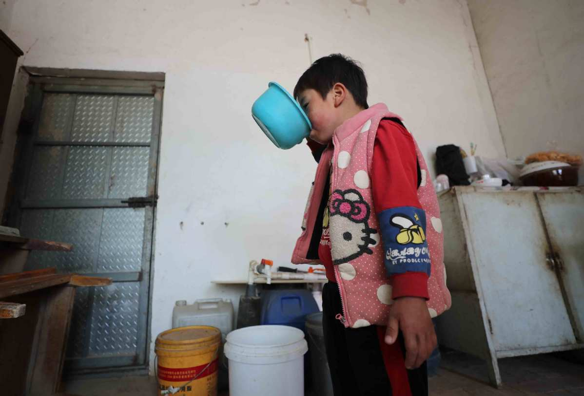 Nation tackles drinking water problem
