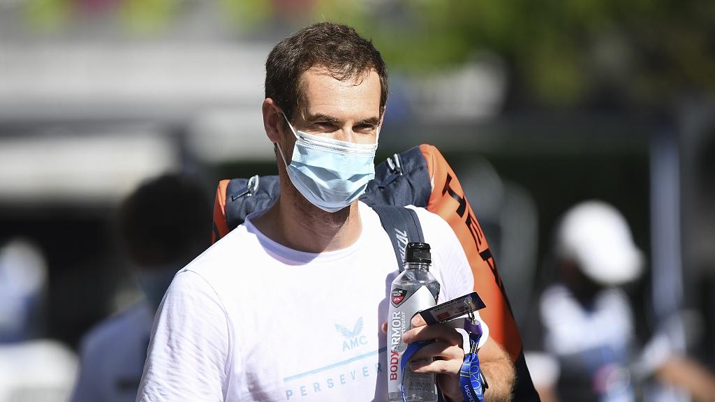 Tennis: Murray admits to rustiness, Nishikori still COVID-19 positive