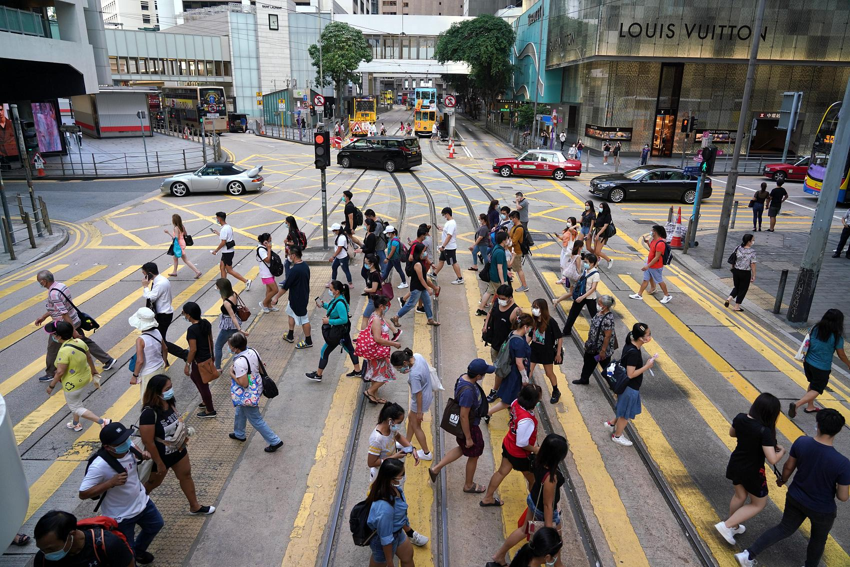 Hong Kong reports 25 new COVID-19 cases, 4,682 in total
