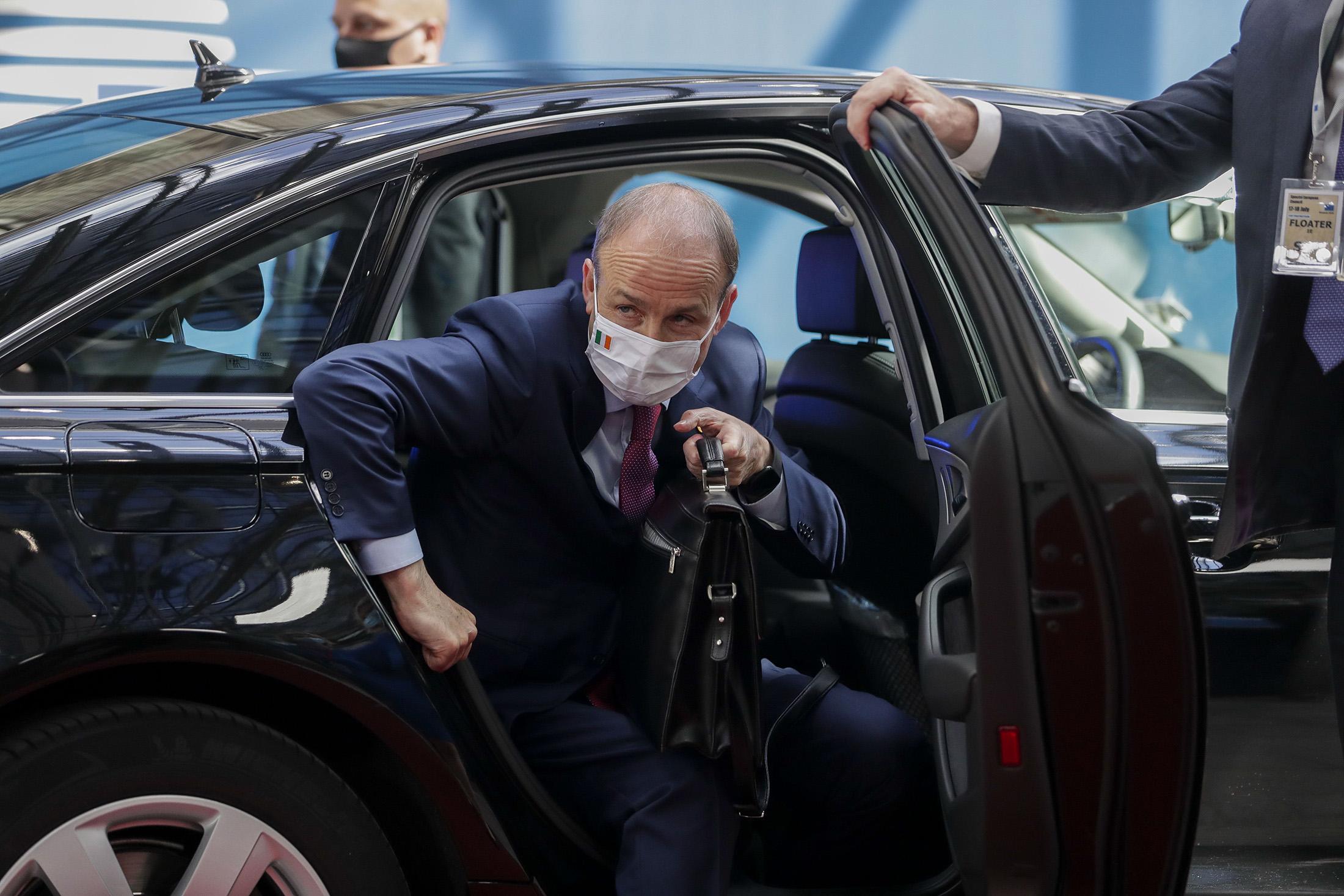 Irish PM to recall parliament as virus scandal grows