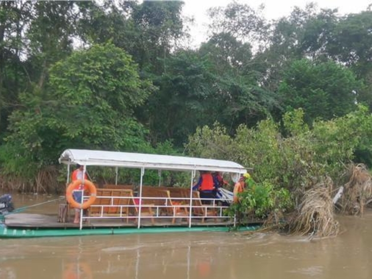 3 missing after canoe capsizes in Yunnan