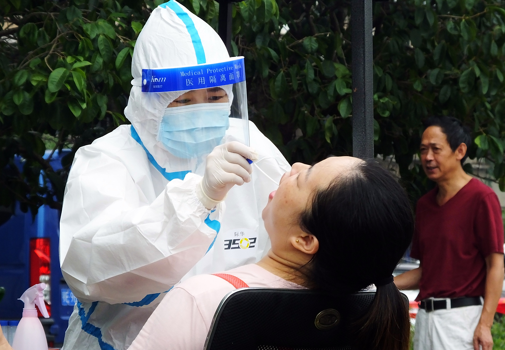 Chinese mainland reports 16 new confirmed COVID-19 cases, all imported