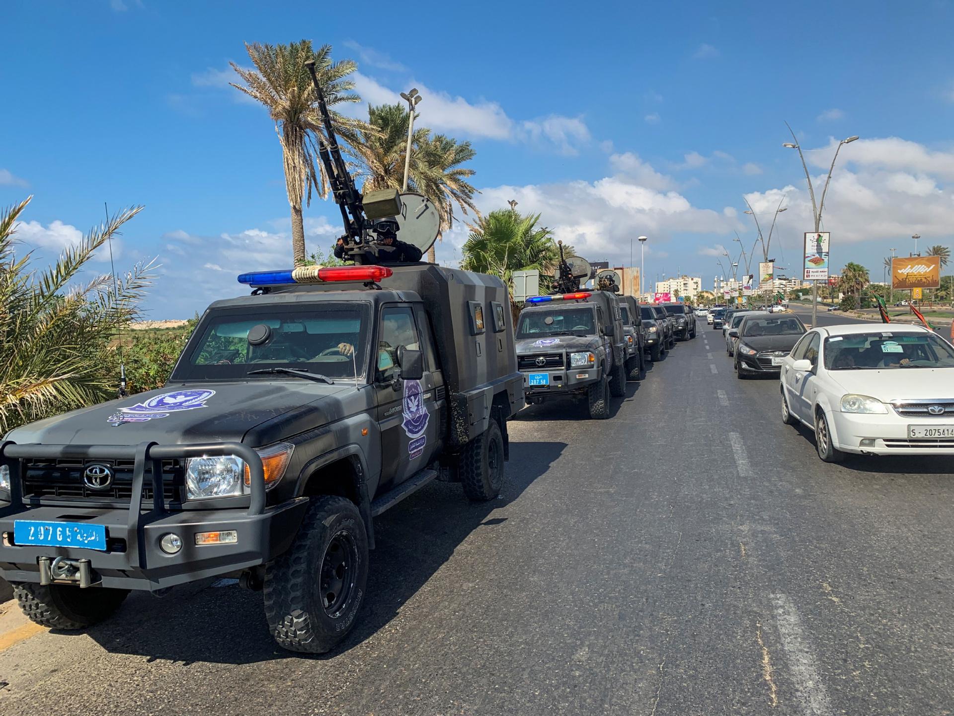 UN voices concern over arbitrary arrests in Libya's al-Asaba city