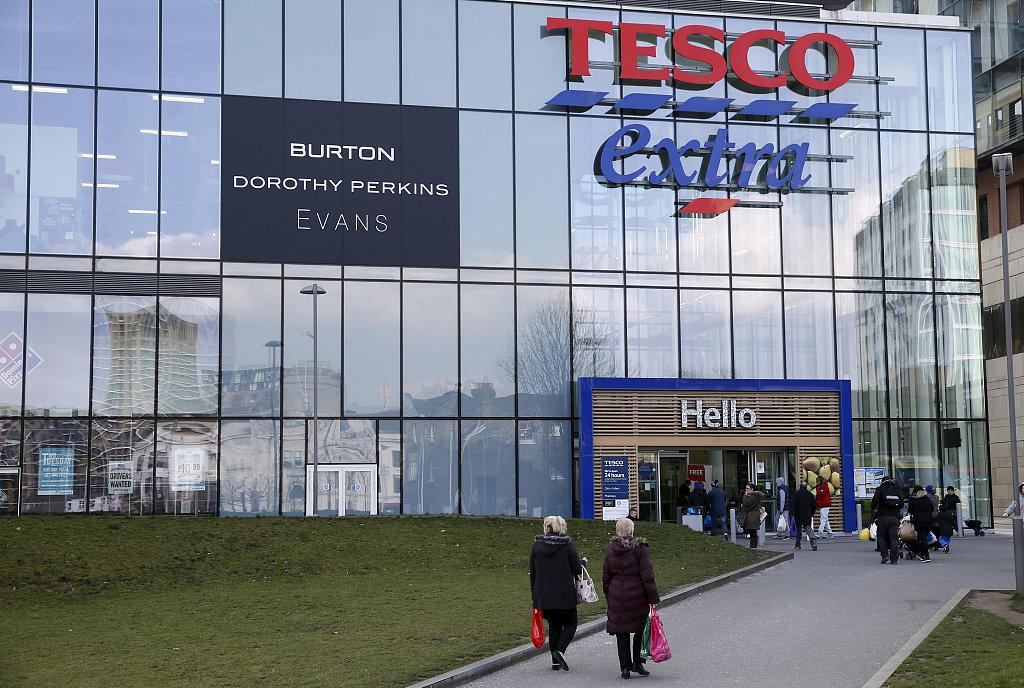 Supermarket Tesco creates 16,000 jobs amid UK online surge