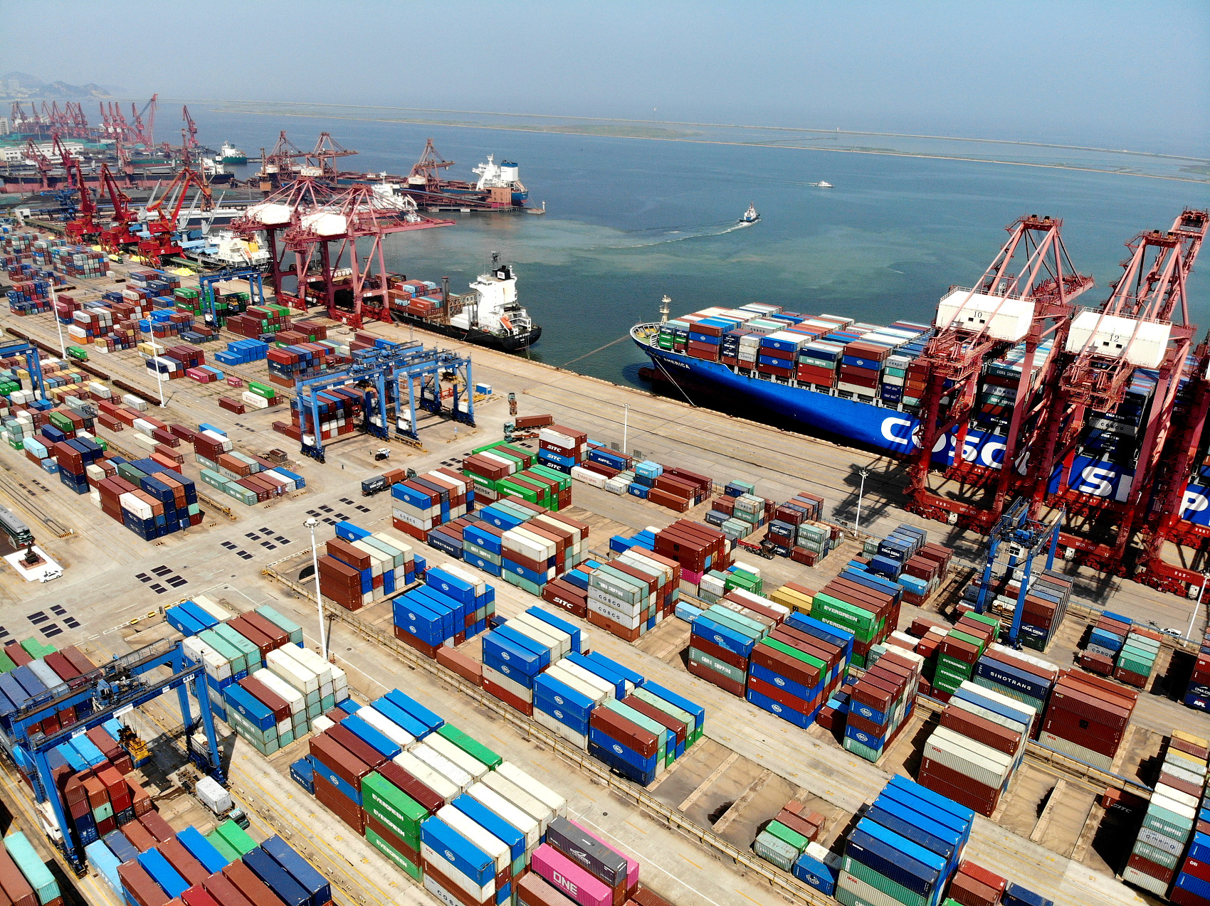 China proposes synergizing Lancang-Mekong Cooperation with New International Land-Sea Trade Corridor