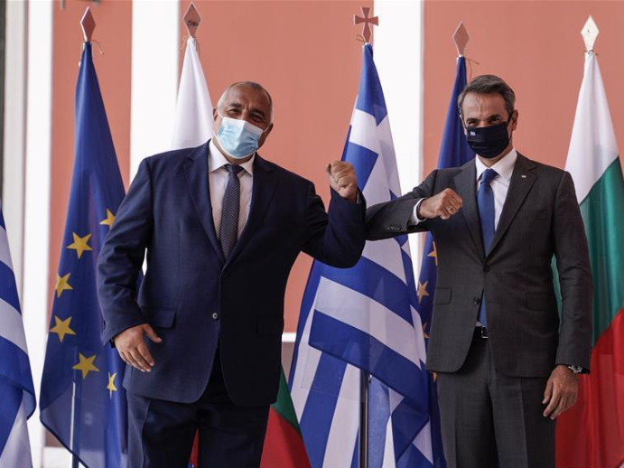 Greece, Bulgaria launch cooperation in LNG terminal project