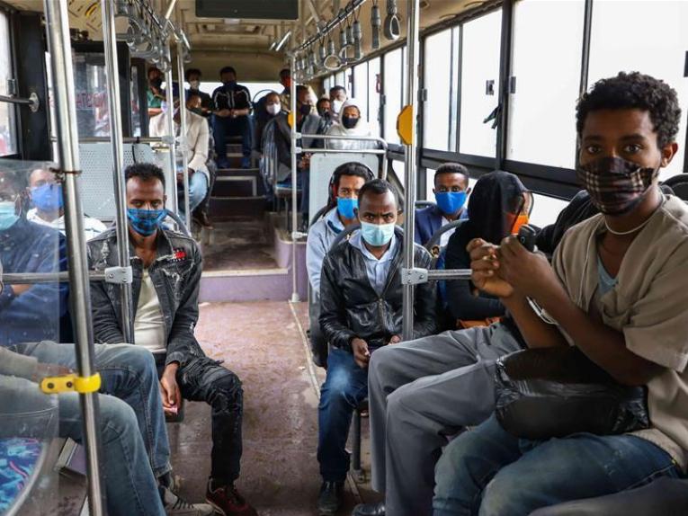 Ethiopia's confirmed COVID-19 cases surpass 42,000