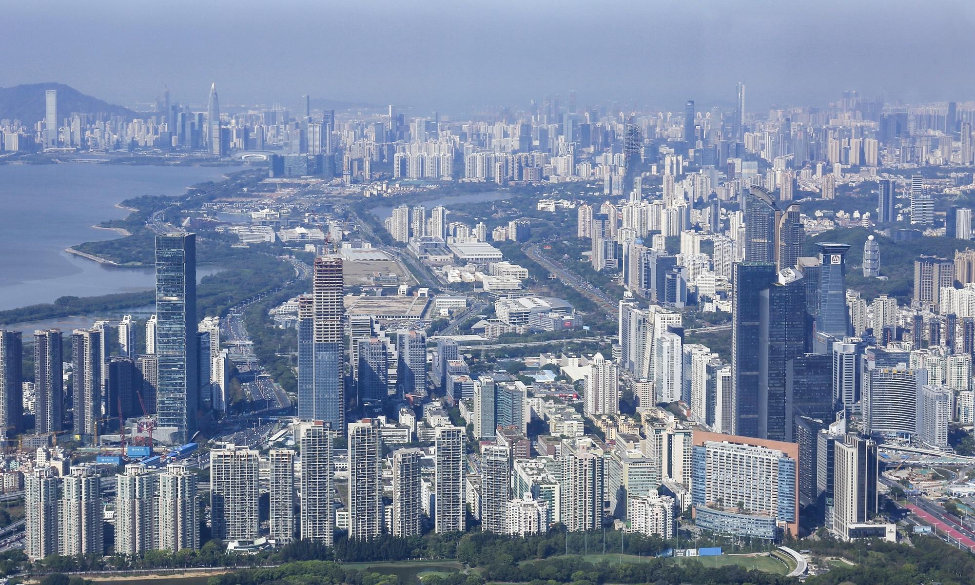 Shenzhen thrives amid US tech war