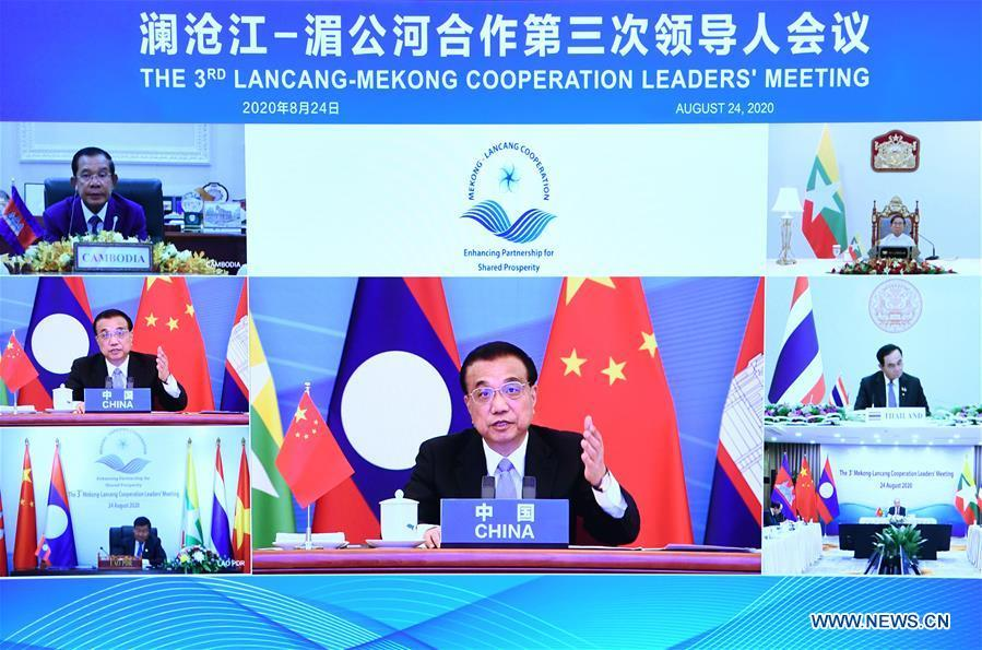 Mekong countries vow to boost Lancang-Mekong cooperation with China