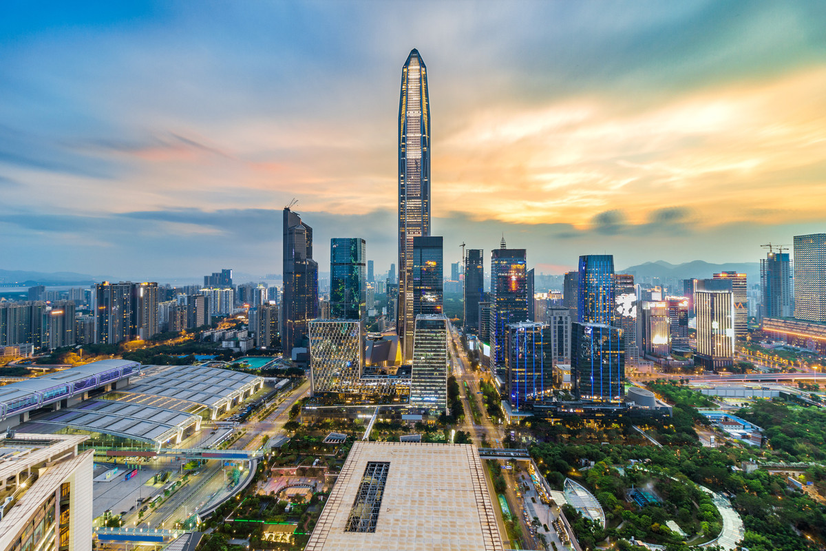 Six Chinese cities ranked top in connectivity