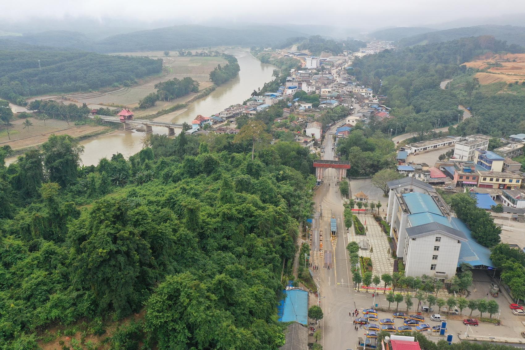 Cooperation upbeat between China's Yunnan and Mekong countries