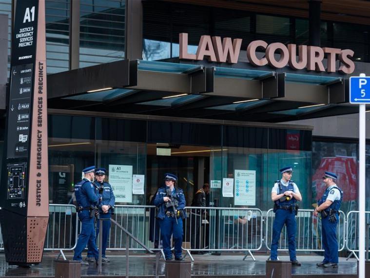 Court starts sentencing hearing of NZ Christchurch mosque gunman