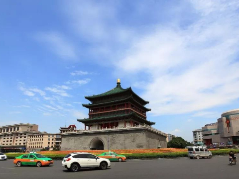 This is Shaanxi: Bell Tower & Drum Tower