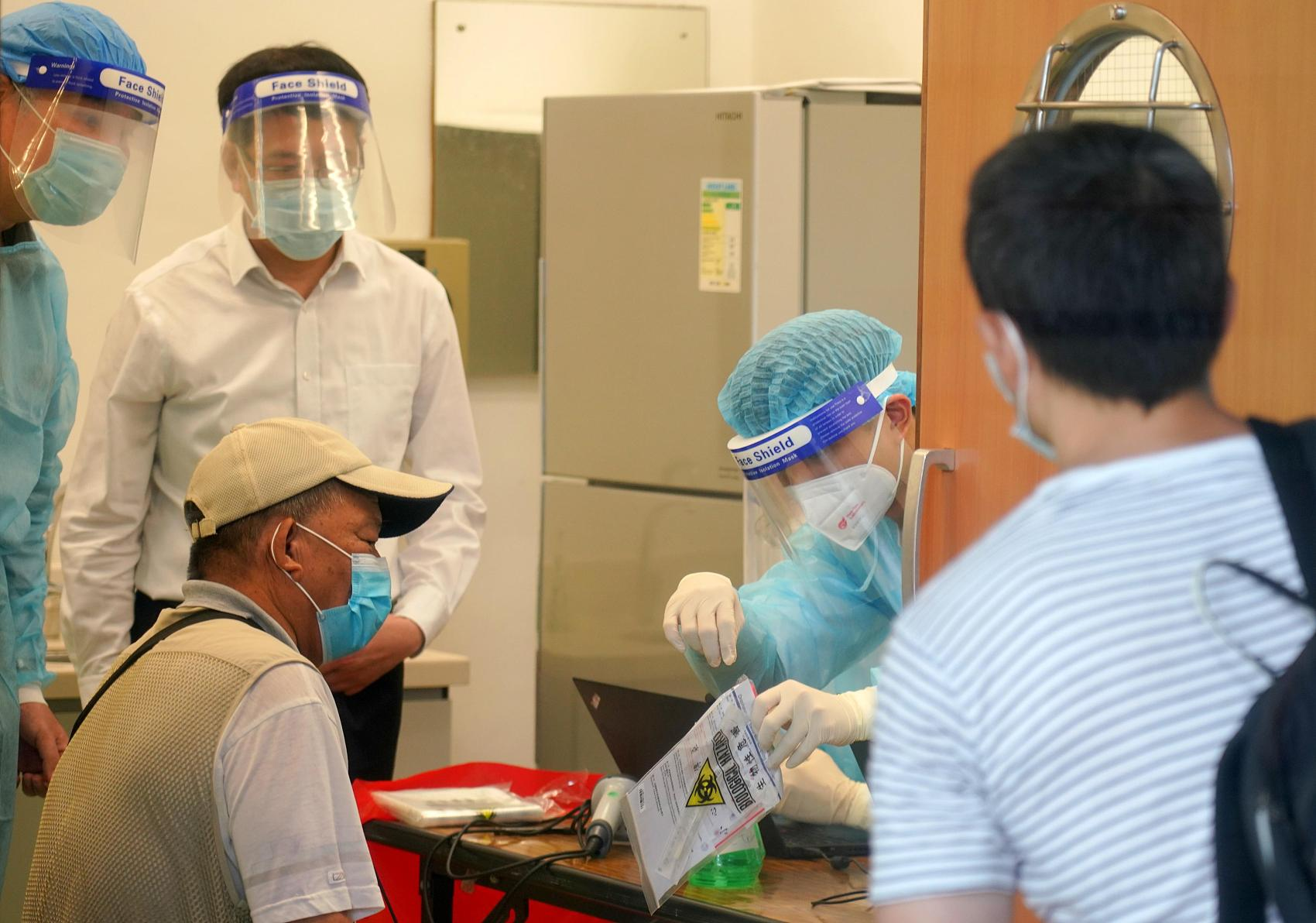 HK sees lowest virus cases since July 3
