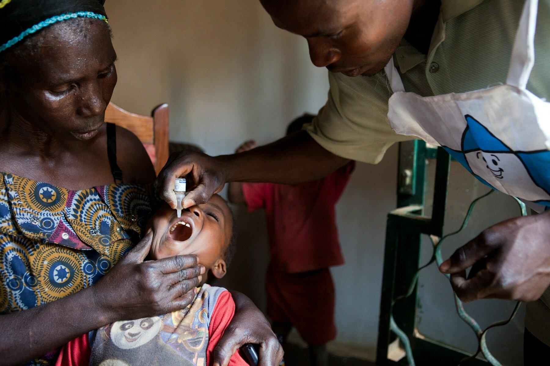 Africa eradicates wild poliovirus: WHO