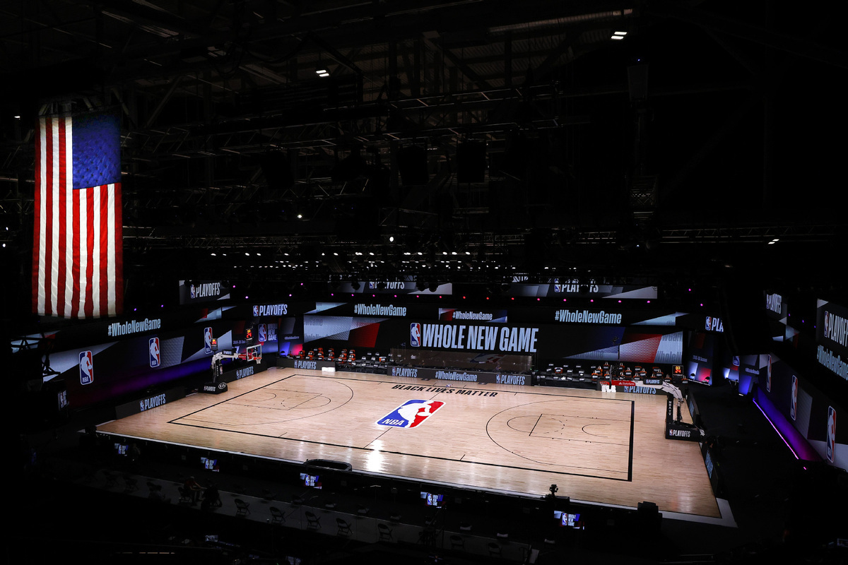 NBA halts playoffs after Bucks lead shooting boycott