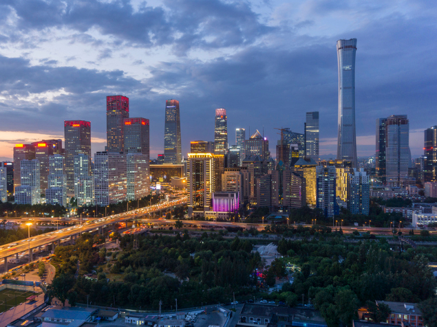 China approves city plan for Beijing core area