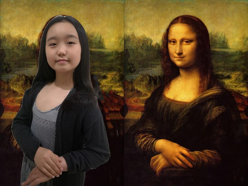 Young students get close to famous artists — and their parents