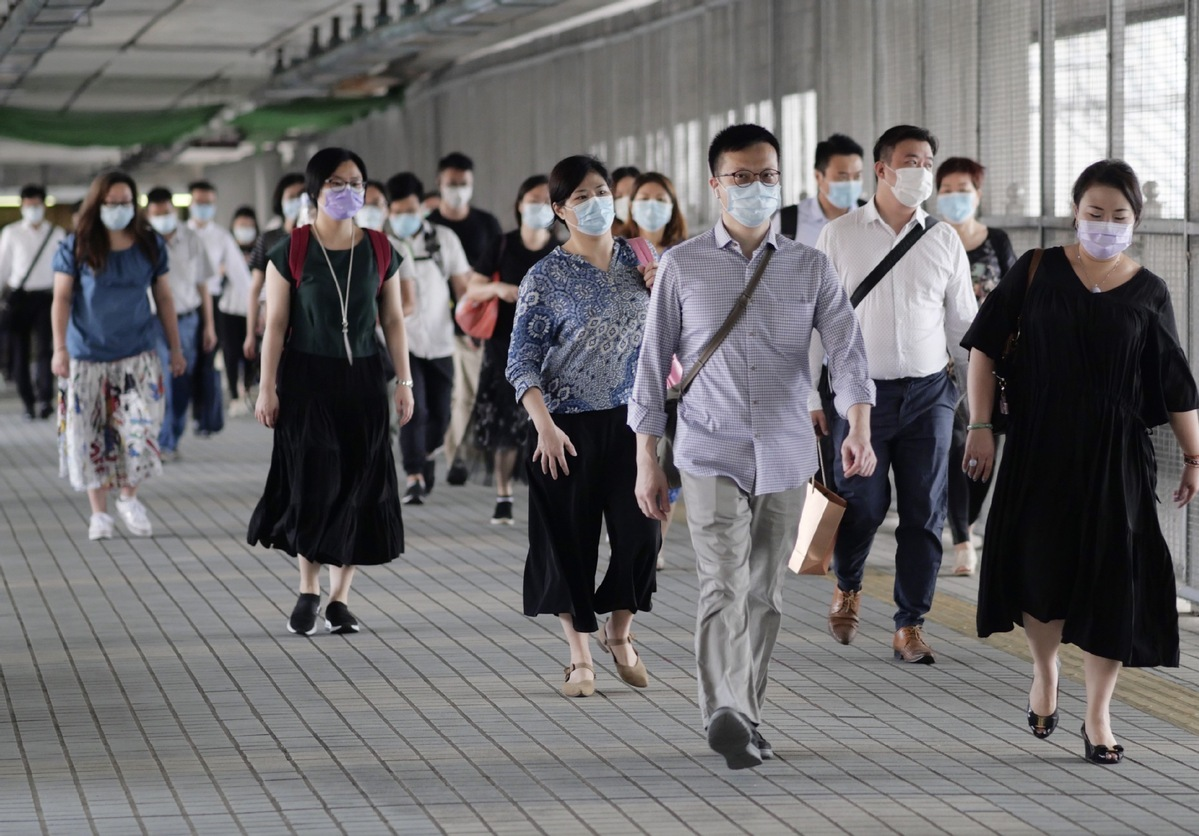 Yuen calls for lessons to be learned from 3rd outbreak