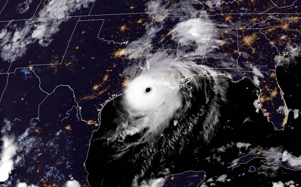 Hurricane Laura makes landfall in Louisiana as category 4 hurricane