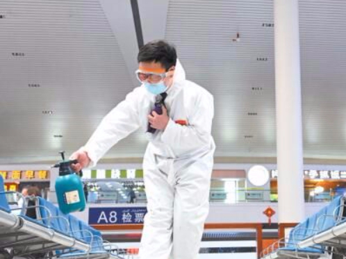 Urumqi conducts nucleic acid testing again in key communities to adjust to new prevention measures