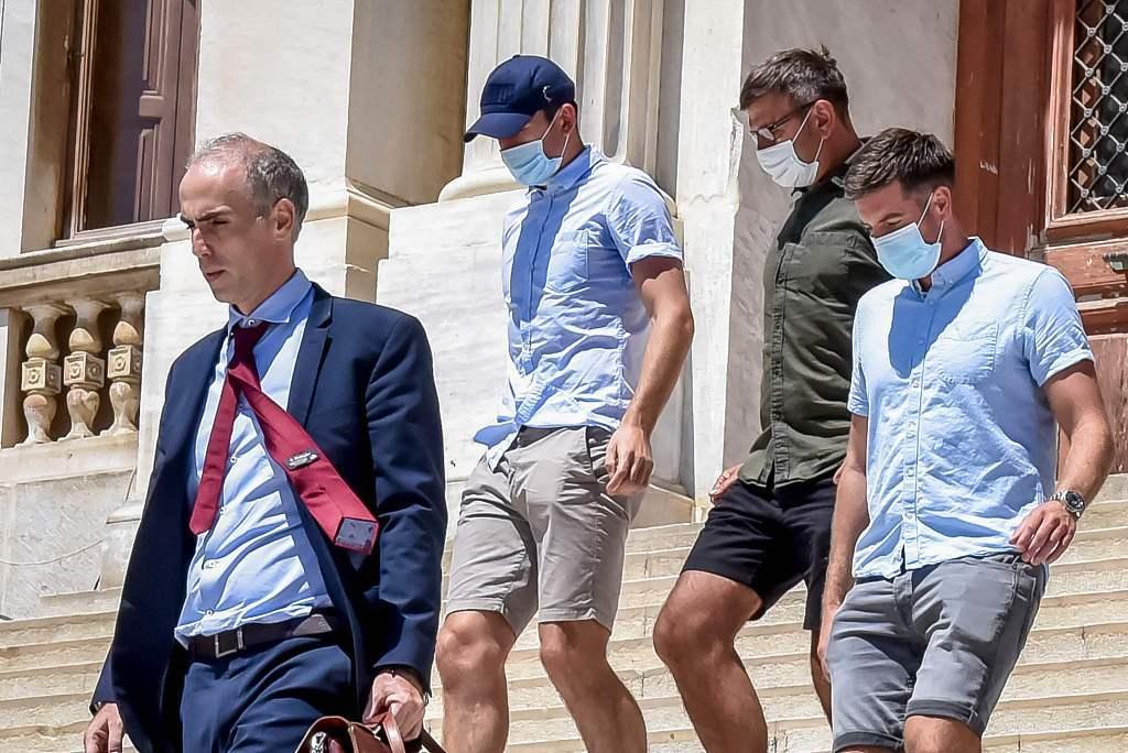 Harry Maguire lodges appeal against Greek court verdict: Man Utd
