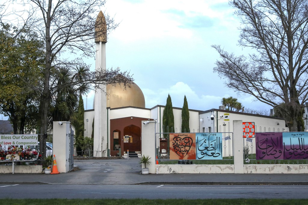 New Zealand mosque gunman sentenced to life without parole