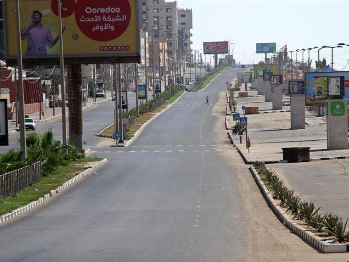 Hamas extends Gaza lockdown for 72 hours against coronavirus
