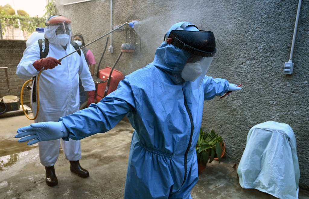 The latest: COVID-19 outbreak worldwide (Updated August 27)