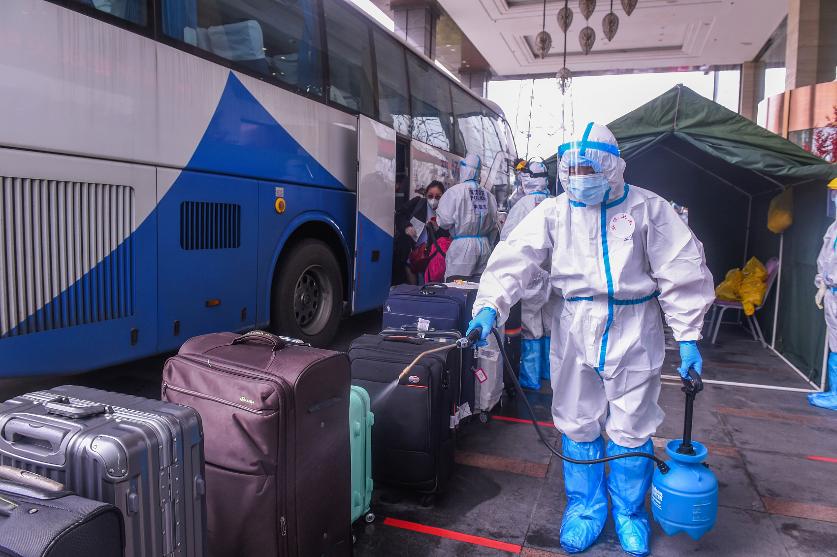 Thousands prosecuted for epidemic-related crimes in China
