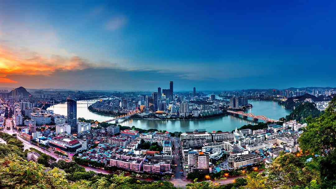 China's Guangxi invests big in improving public health systems