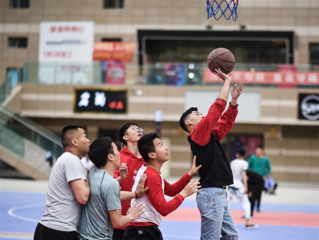 China sees explosive growth in consumption of sports-related commodities