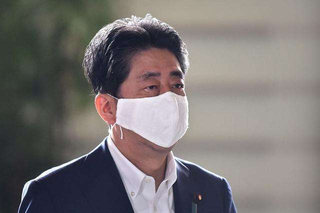 Japan's Abe to step down as leader owing to health concerns
