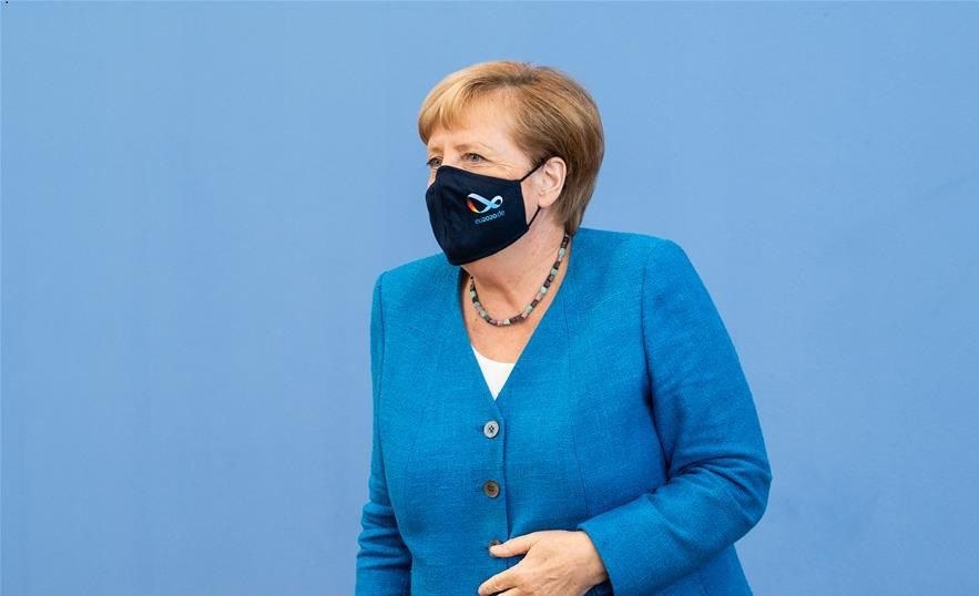 Merkel: EU, China want to set example for multilateralism