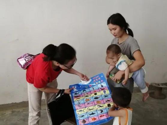 Parenting program provides companionship for left-behind children