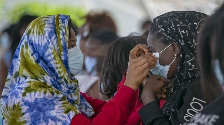 WHO launches awareness campaign on correct wearing of masks in Guinea-Bissau