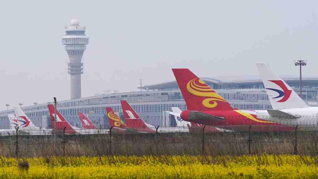 China's domestic flights close to full recovery by September